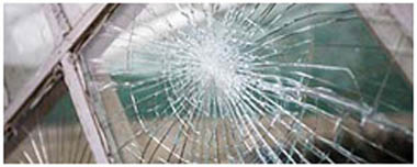Barnsbury Smashed Glass